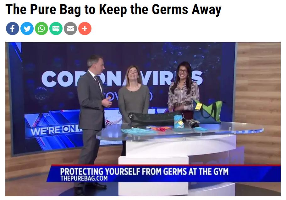 ThePureBag on Denver's Fox31 News